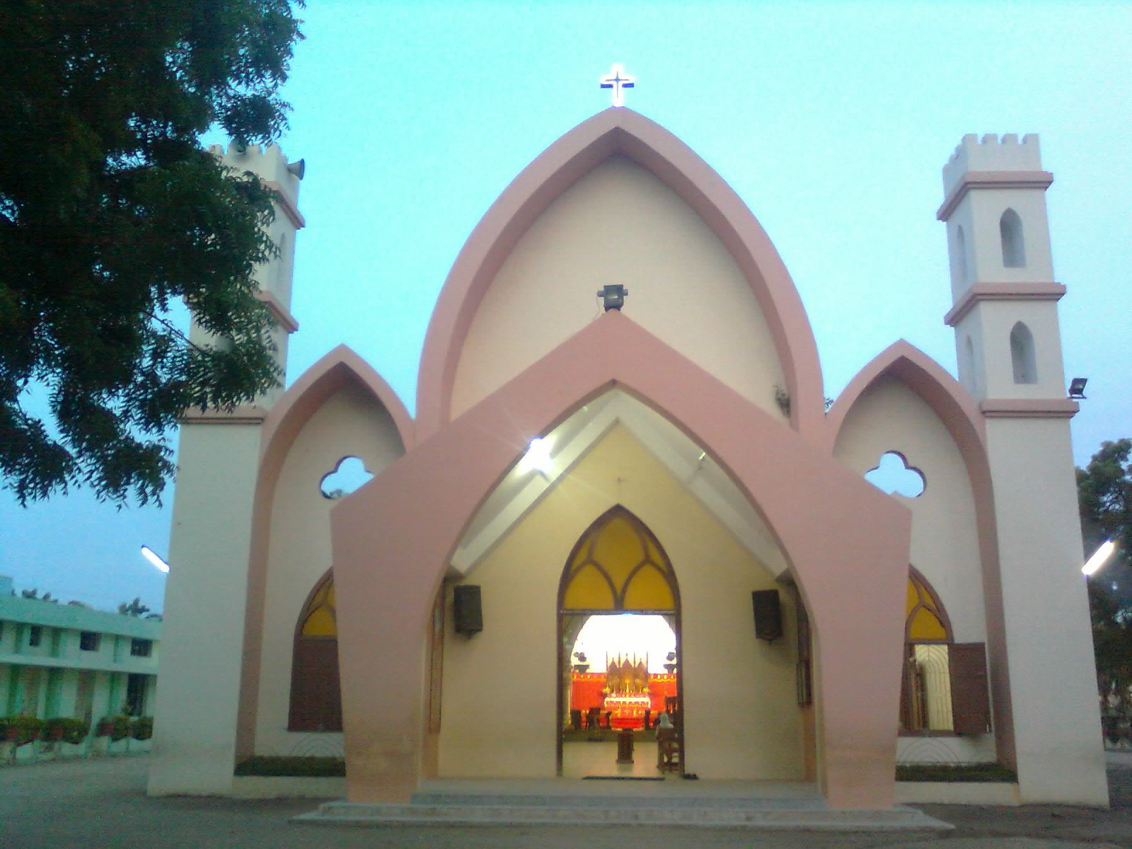 indian churches named after st patrick of ireland